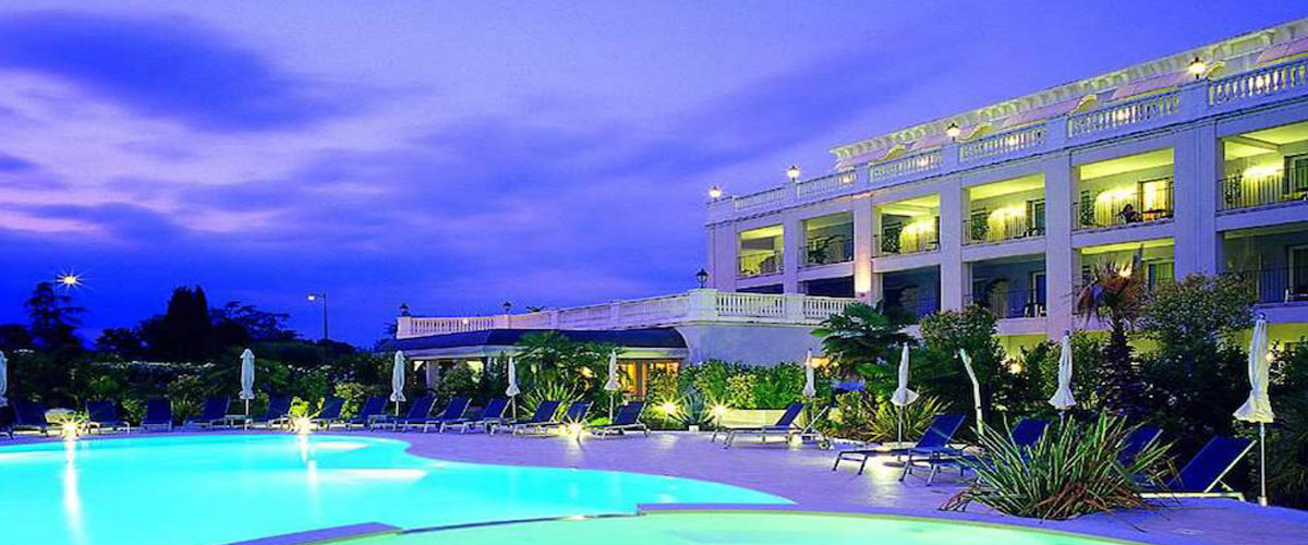 H bergements rallye istrie venise 2016 rallye 1000 for Venise hotel piscine